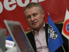 Суркіс найближчим часом назве ім я нового тренера збірної України