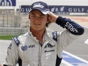 Росберг стал пилотом Mercedes