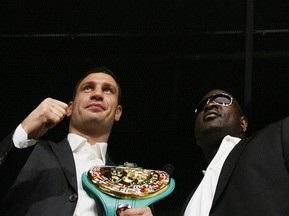Джонсон: Чемпионство Кличко - временное недоразумение