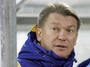 Експерт: Збірній України потрібен Блохін