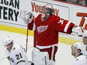 NHL: Зірки обпалили Червоні Крила