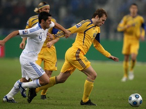 Матч Україна - Греція покаже Перший національний