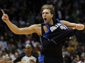 NBA: Дирк-эффект