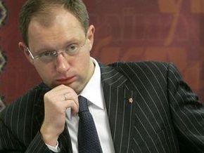 На Корреспондент.net розпочався чат з Арсенієм Яценюком