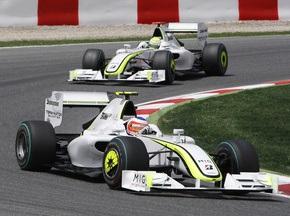 Mercedes объявил о покупке Brawn GP