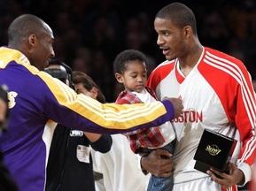 NBA: Ракетчики берут реванш у Лейкерс