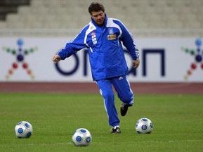 Рехагель усилит состав перед ответным матчем с Украиной