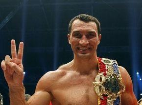 Владимир Кличко приступил к тренировкам после травмы
