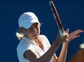 Украинка сыграет в финале теннисного турнира в Минске