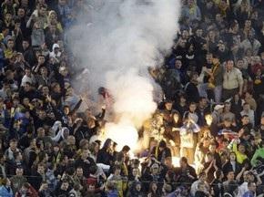 На домашний матч с Грецией украинским болельщикам выделят поезд