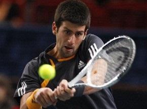 Париж АТР: Джокович без проблем прошел в четвертьфинал