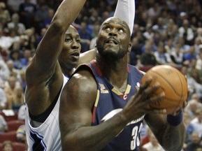 NBA: ЛеБрон и Шак одолели Супермена