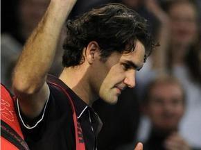 Париж: Федерер зачехлил ракетку