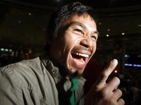 Фотогалерея: Мэнни Пакьяо vs Мигель Котто. Накануне