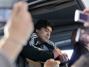 FIFA рассмотрит дело Марадоны 15 ноября