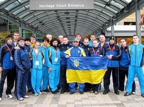Украинские спортсмены завоевали четыре медали на Чемпионате мира по ушу