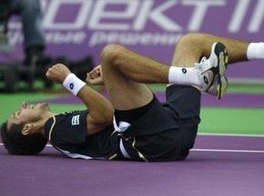 Берси: Стаховский травмирован и покидает турнир