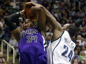 NBA: Джазмены уступили Королям