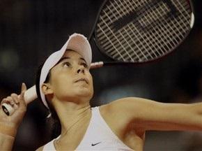 Бартолі стала першою фіналісткою турніру на Балі