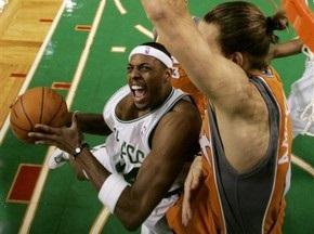 NBA: Селтикс уступают Cолнечным