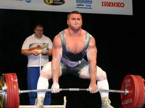 Украинец выиграл серебро Чемпионата мира по пауэрлифтингу