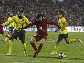 Лига Чемпионов: Казань дала отпор Барселоне