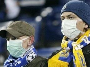 Каждый третий украинец считает себя футбольным болельщиком