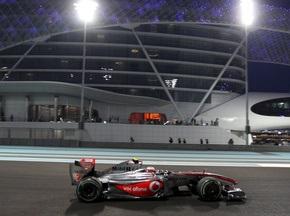 Гран-при Абу-Даби: Ковалайнен выиграл вторую практику