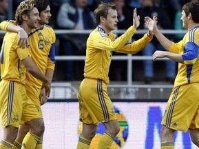 Сегодня в интернете стартует продажа билетов на матч Украина - Греция