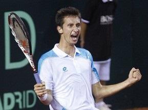 Рейтинг ATP: Стаховский вернулся в первую сотню