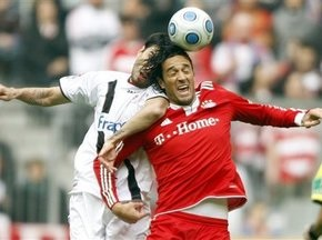 Бундесліга: Баварія здобула вольову перемогу над Айнтрахтом, Байєр зіграв внічию з Боруссією