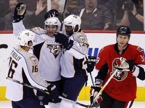 NHL: Триллер в столице Канады