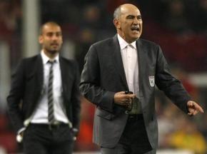 Тренер Рубина: Не ожидали, что сможем обыграть Барселону