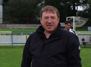 Грозний залишив посаду головного тренера Терека