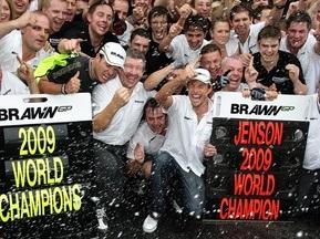 Гордон Браун поздравил Баттона с Чемпионством