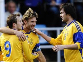 Україна легко перемогла Андорру
