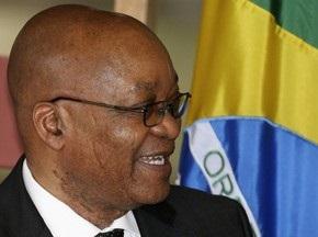 ЧС-2010: ПАР введе універсальні візи для вболівальників