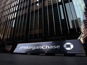 Прибыль банка J.P.Morgan выросла на 72%