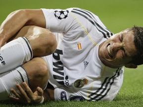 Травма Роналдо обійдеться Реалу 2 мільйони євро