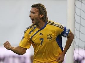 Шевченко не хочет играть с Россией в стыковых матчах
