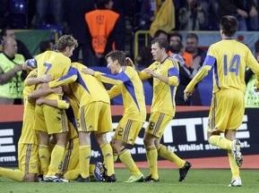 Матч Україна - Англія подивилися більше 4,5 мільйона глядачів