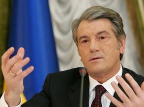 Ющенко отказался подписать закон об обязательстве НБУ перечислить деньги на подготовку к Евро-2012