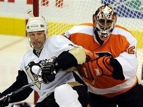 NHL: Пингвины были сильнее в дерби Пенсильвании
