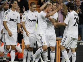 В Реале не считают начало сезона успешным