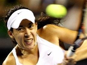 Пекин WTA: Бартоли вышла в четвертьфинал