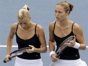 Пекін WTA: Сестри Бондаренко завершили боротьбу в парному розряді