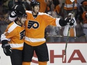 NHL: Ричардс превзошел Овечкина