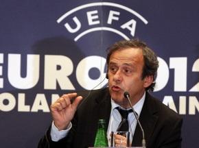 Інспектори УЄФА відвідають Україну в жовтні