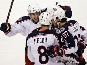NHL: Нью-Джерси уступил Рейнджерс, Коламбус победил Ванкувер