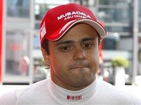 Масса вернулся на базу Ferrari